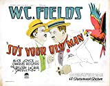 So'S Your Old Man Title Card W.C. Fields 1926 Movie Poster Masterprint (14 x 11)