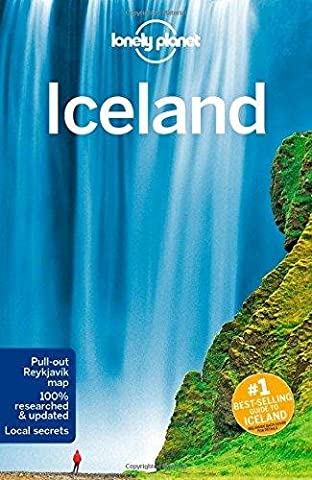 Lonely Planet Iceland (Travel Guide) (Reykjavik City Map)