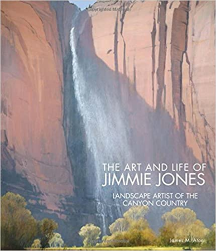 Book Cover - The Art and Life of Jimmie Jones