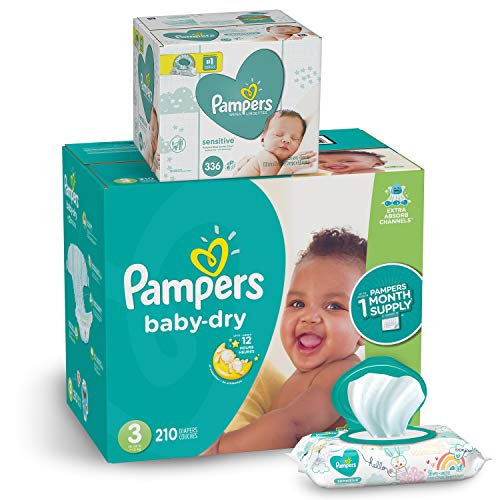 Pampers Diapers...