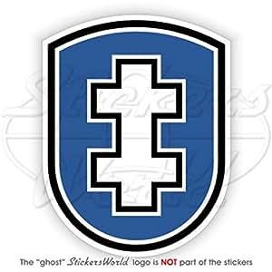 """Lituania Lituano Airforce Emblem Badge, adhesivo de vinilo de 3,7""""(95mm)"""