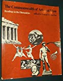 img - for The commonwealth of arts and man;: Readings in the humanities book / textbook / text book