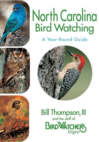 North Carolina Bird Watching: A Year-Round Guide