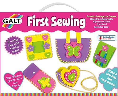 Galt Toys, First Sewing Kit, Craft Kit