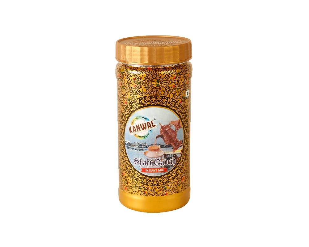 Kanwal Spices - Instant Shahi Qawah (Khawah) With Fresh Spices
