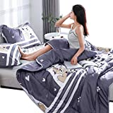 """sanheng fire Aircraft Chest Cover Blanket Summer Children's Quilt Air Conditioning Nap Time Quilts for Classroom, Library, Office, Restaurant, Plane, Train(40"""" X 30"""")"""