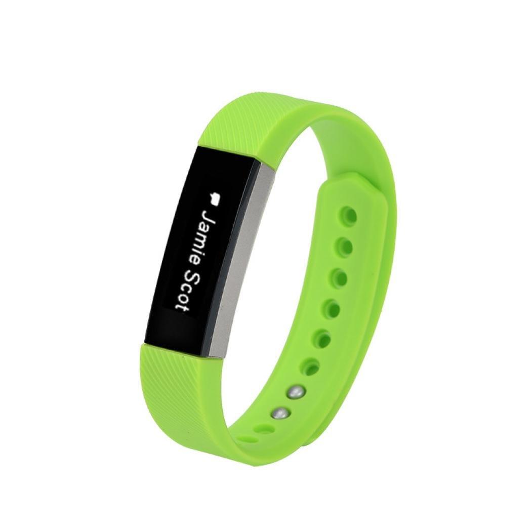 Must Have Memela ( TM ) for Fitbit ALTA HR時計、排他的なシリコンスポーツクイックリリースソフトラバー交換用時計バンド グリーン グリーン B07647XRVZ
