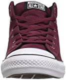 Converse Chuck Taylor All Star Street Suede Mid