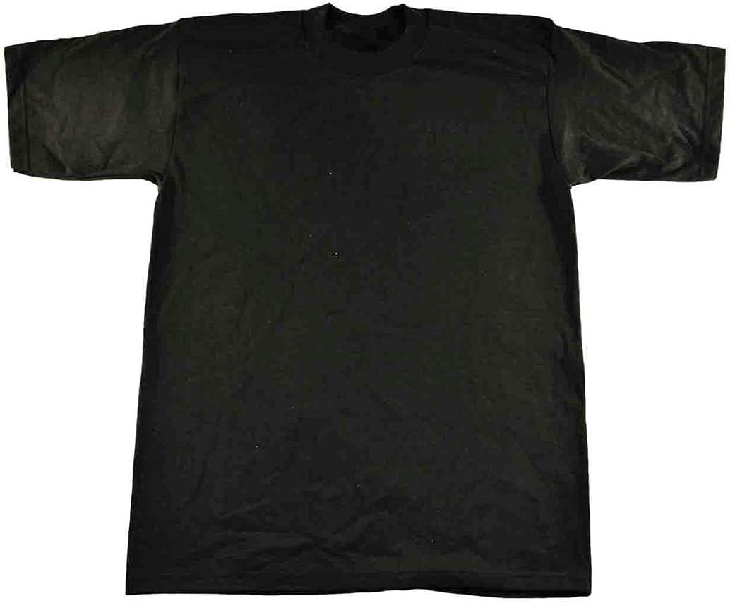 Shaka Mens Pack of 6 Super Max Heavy Cotton T-Shirt 4XL Tall