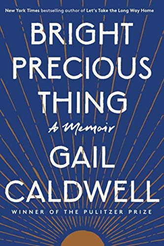 Book Cover: Bright Precious Thing: A Memoir