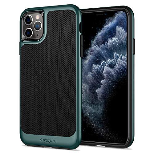 Spigen Neo Hybrid Designed for iPhone 11 Pro Max Case (2019) - Midnight Green