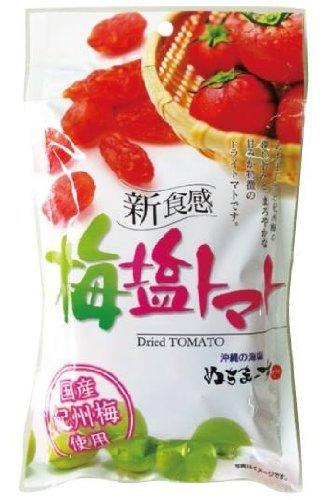 沖縄美健 梅塩トマト 120g×1ケース(30P) B00J0OT81O   30P