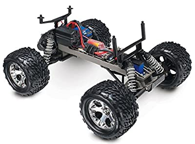 Traxxas 36054-1 Stampede: Monster Truck, Ready-To-Race (1/10 Scale)