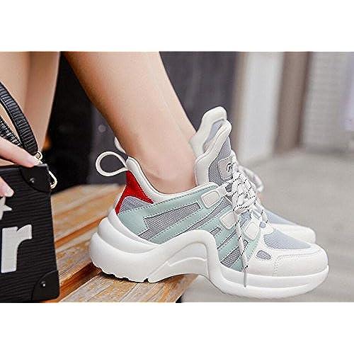 Koyi Net Chaussures Femmes D'été Nouvelles Chaussures de Sport Respirant Sneakers Gym Sports Filles Légères Pompes