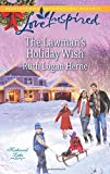 The Lawman's Holiday Wish (Love InspiredKirkwood Lake)