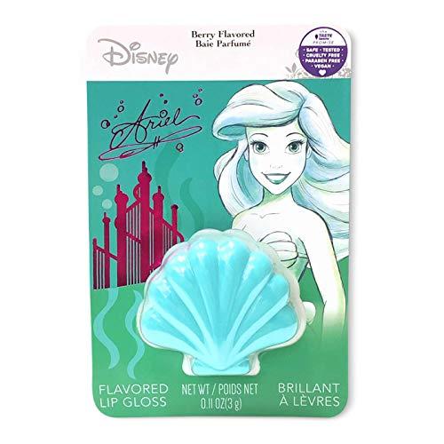 - Taste Beauty Disney Flavored Lip Gloss - Ariel - Berry Flavor 0.11 oz (Pack of 1)