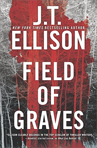Field of Graves: A Thrilling suspense novel (A Taylor Jackson Novel) cover