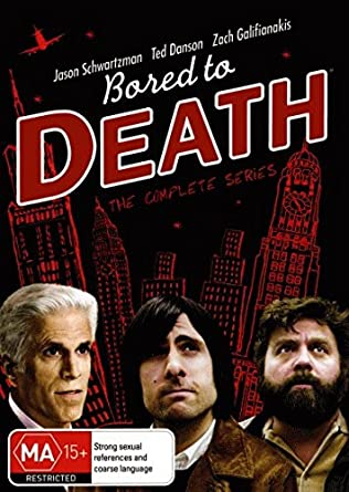 Amazon Com Bored To Death Complete Tv Series Seasons 1 3 6 Discs Non Usa Format Pal Region 4 Import Australia Jason Schwartzman Heather Burns Zach Galifianakis Ted Danson Movies Tv