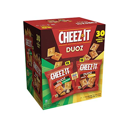 (An Item of Cheez-It Duoz (1.5 oz, 30 ct.) - Pack of 1 - Bulk Disc)