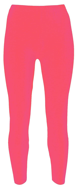 Ragazza//Bambina Re Tech UK Leggings Fino alla caviglila Elasticizzati colorazioni Fluo