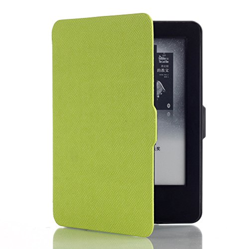 Kindle Paperwhite Case Cover Sleeve ImageLifestlye Hard PC Frame Protective Cover SmartShell Cases E-reader Cover Fits Kindle Paperwhite 2012, 2013 and 2015 (Kindle Pc Reader Download)
