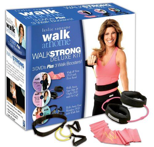 Ls: Walk Strong Box Set V2 by Leslie Sansone