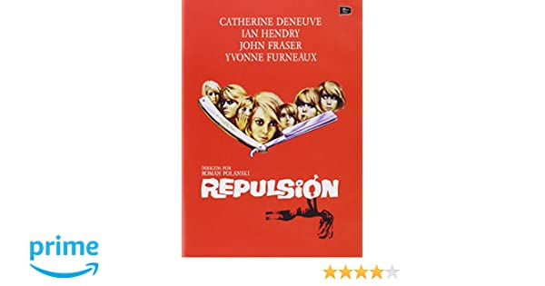 Repulsión [DVD]: Amazon.es: Catherine Deneuve, Ian Hendry ...