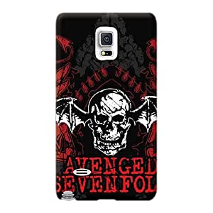 Sumsang Galaxy S4 Mini YUX2223bmEl Allow Personal Design High Resolution Avenged Sevenfold Series Anti-Scratch Hard Phone Covers -hardcase88