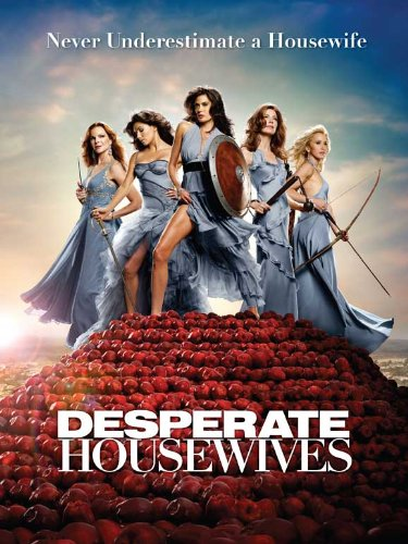 Desperate Housewives Poster TV W Teri Hatcher Felicity Huffman Marcia Cross Eva Longoria