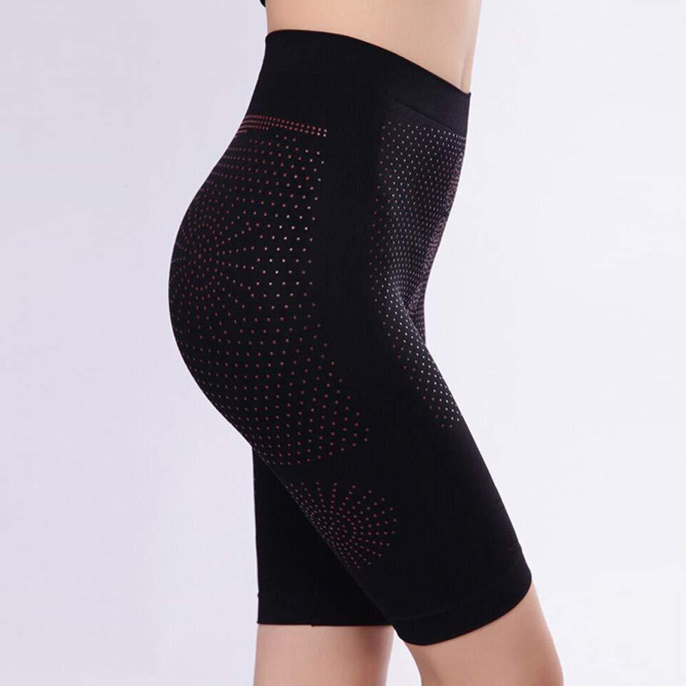 kaiCran Womens Slimming Pants,Weight Loss Calories Fat Burning Slimming Pants Underwear for Women Abdominal Trainer Pants