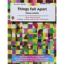 Things Fall Apart - Teacher Guide by Novel Units, Inc.