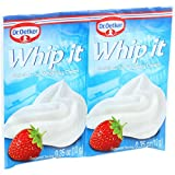 Dr. Oetker Organics Whip It - 2 Count - .35 oz - Case of 30