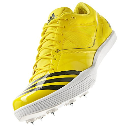 adidas Performance adizero salto de longitud 2,0Atletismo campo evento picos-amarillo