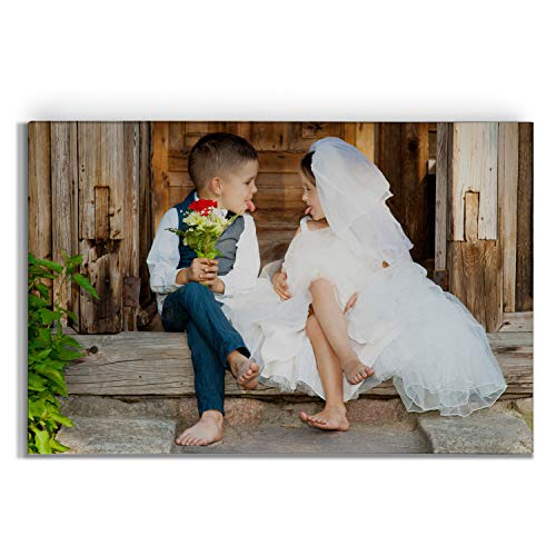 Custom Canvas Giclee Print Gallery Wrapped Canvas Art (8x12)