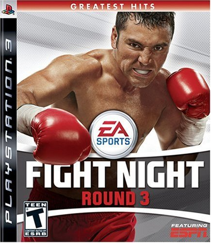 Fight Night Round 3 - Playstation 3