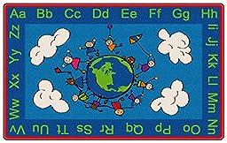Happy World Kids Area Rug 3\'x5\'