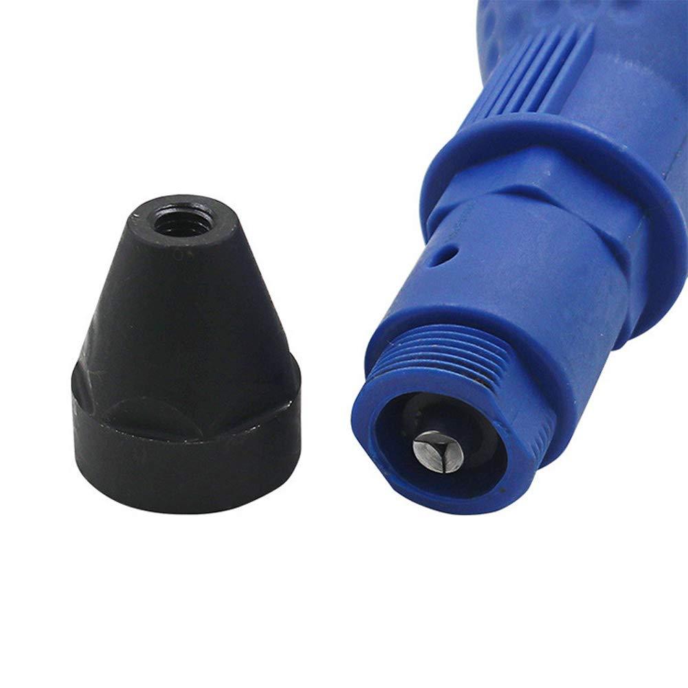 Kit doutil de perceuse /électrique /à rivets Riveteuse adaptateur Insert /Écrou Outil de puissance /à main Accessoires noir
