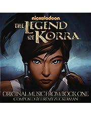 Legend Of Korra Book One O.S.T.