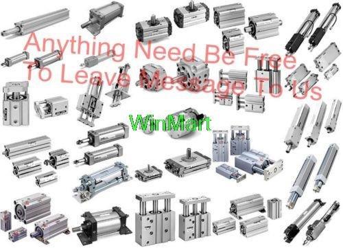 Fevas 5 Pieces Connectors Brass Bulkhead 16mm Tube-3//8 Female BSPP Replace SMC KQ2E16-03