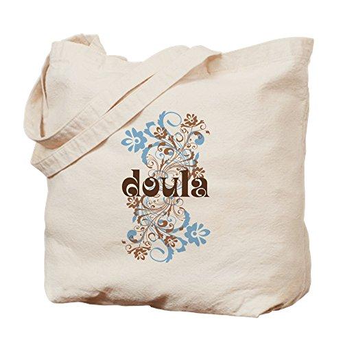 CafePress - Doula Gift - Natural Canvas Tote Bag, Cloth Shopping Bag