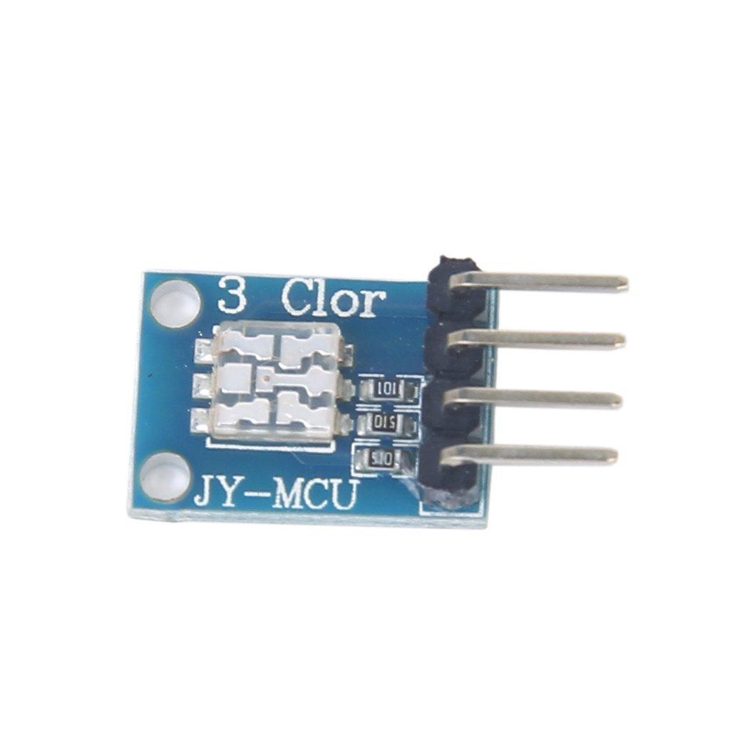 LED PMW Module 3 Color RGB SMD LED Module 5050 Full Color PWM Multicolor LED for Arduino MCU SODIAL R