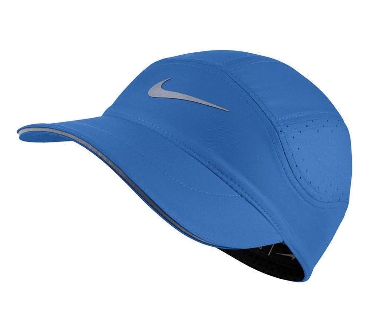 464b1ec4 Galleon - NIKE Womens Elite Aerobill Tailwind Hat (One Size, Signal  Blue/Black)