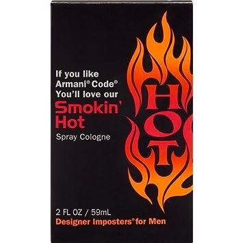Smokin hot cologne