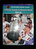 1994-95 National Hockey League Official Guide and Record Book, NHL, 1880141787
