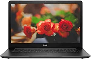 "2020 Newest Dell 17 3793 Premium Laptop 17.3"" FHD 1080P Display, Latest 10th Gen Intel 4-Core i7 32GB RAM 256GB SSD+2TB HDD Bluetooth Wi-Fi HDMI DVD Webcam Intel UHD Win10 