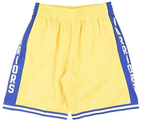 Golden State Warriors Mitchell & Ness Swingman Shorts (Medium)