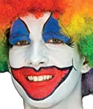 Best Cinema Secrets Mens Costumes - Clown Stack Costume Makeup Review