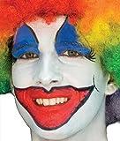 Best Cinema Secrets Mens Costumes - Clown Stack Costume Makeup Review