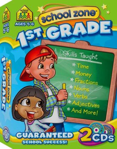 - First Grade - 2 Pack