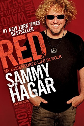 (Sammy Hagar'sRed: My Uncensored Life in Rock [Hardcover](2011))